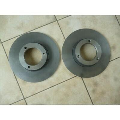 Set of 2 Brake Discs Matra M530