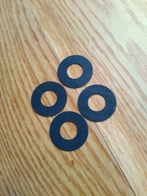 Set of 4 Rubber Washers Tailgate Pin Murena and Bagheera