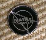 Matra Sports Gel Badge 50