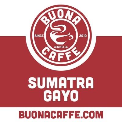 Sumatra Gayo 12 oz. (Dark Roast)