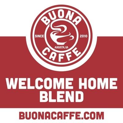Welcome Home Blend 12 oz. (Med. & Dark Roast Blend)
