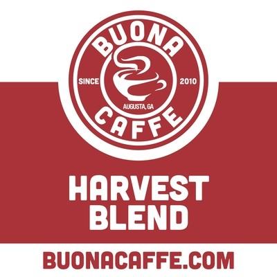 Harvest Blend 12 oz. (Med. Roast)