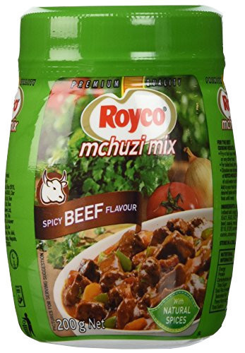 Royco Mchuuzi mix spicy Beef from Kenya-200GMS
