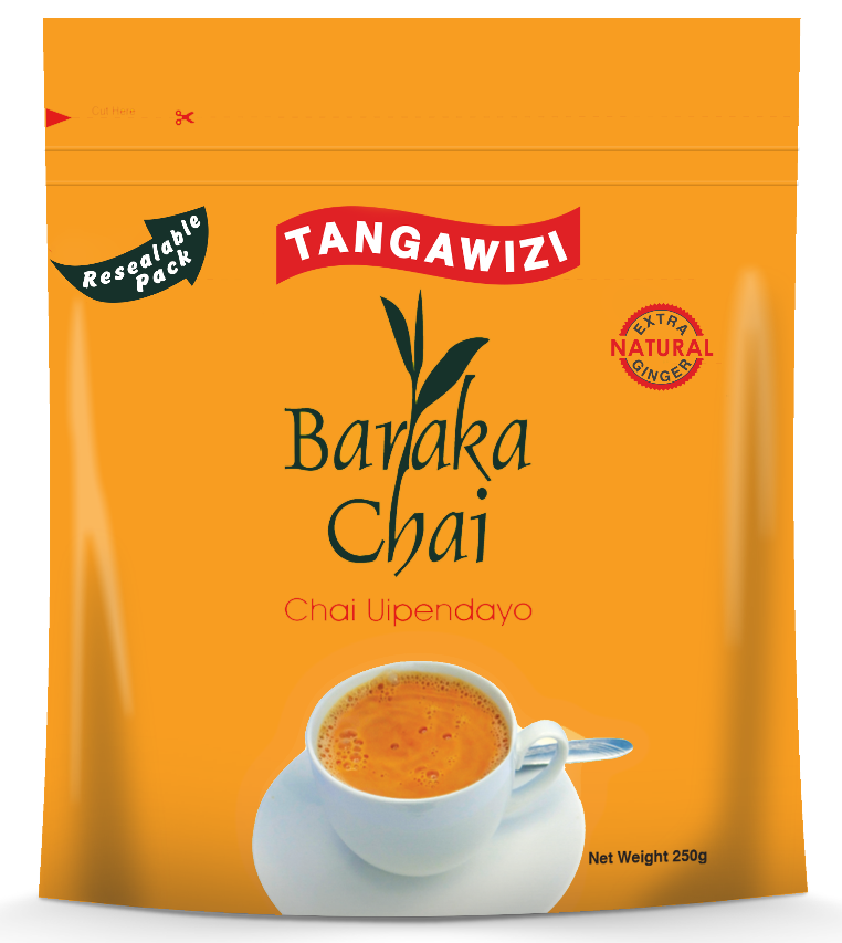 Baraka chai Ginger tea from Kenya-500GMS