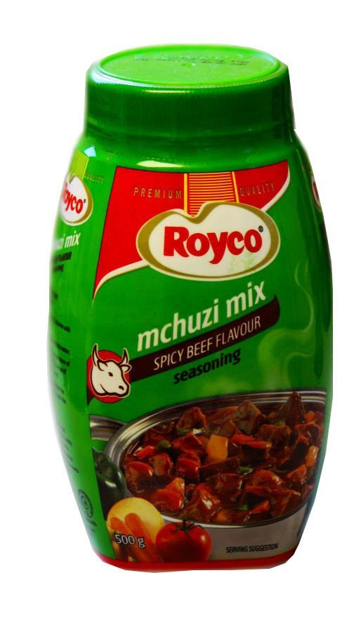 Royco Mchuuzi mix spicy Beef from Kenya-500GMS