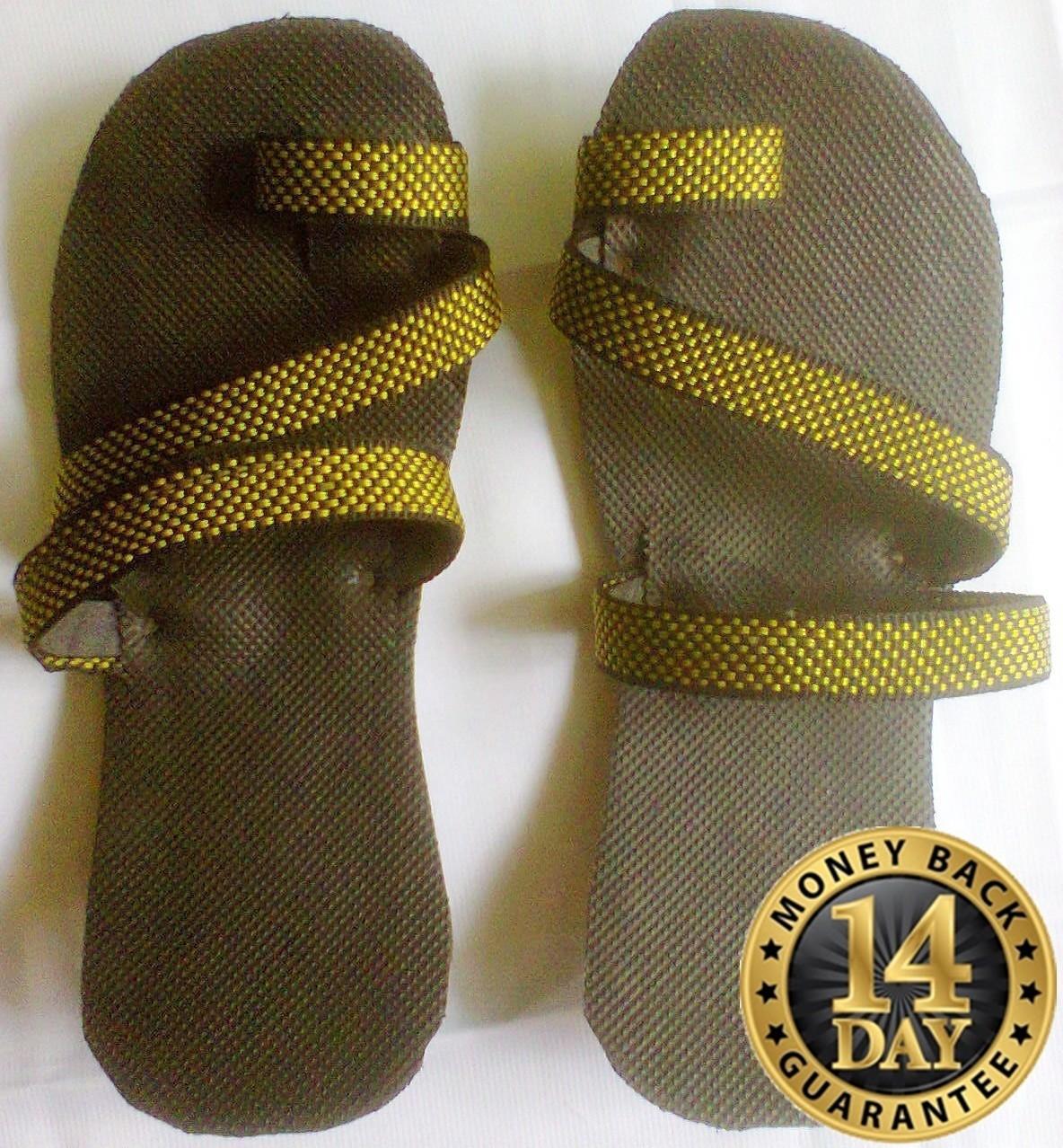 Kenya tribal sandal-U.S SIZE 11.0(UNISEX)