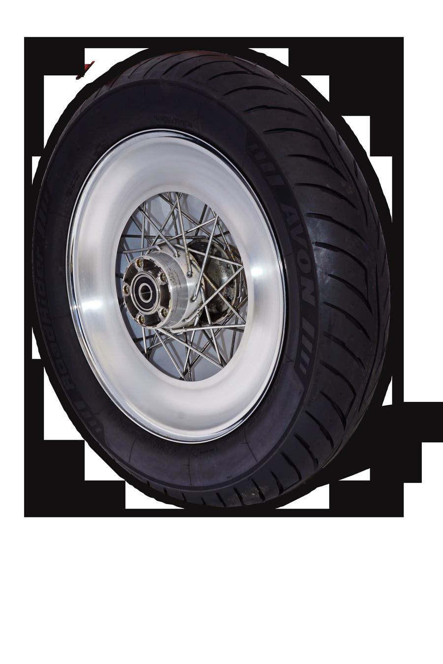 Wheel Disc Covers (Aluminum) by Pandemonium