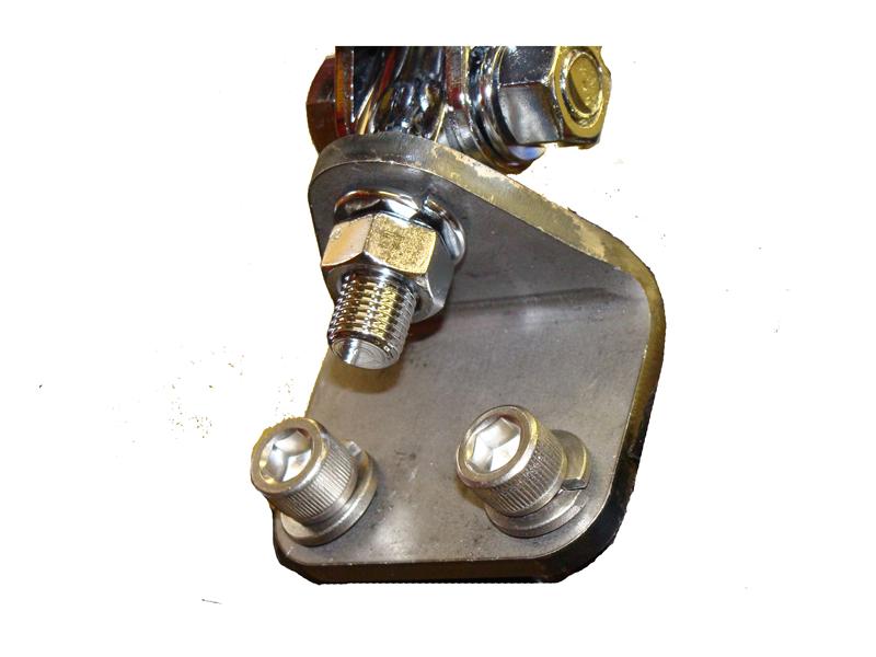 "Headlight Bracket for XS650 (""The Original Headlight Bracket"")"