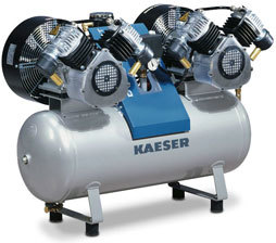Kaeser Dental 5/2T Series Dental Air Compressor *NEW