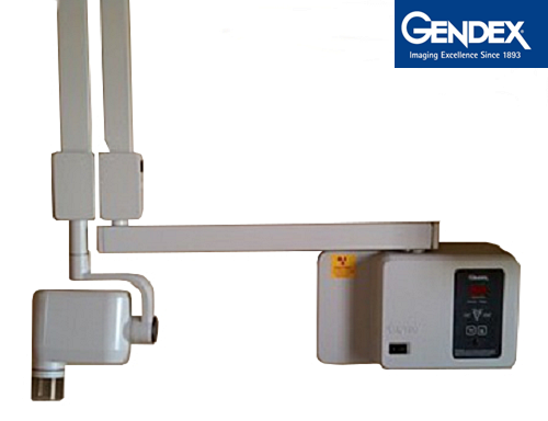 Gendex 770 Intraoral X-Ray Wall Mount System *Refurbished