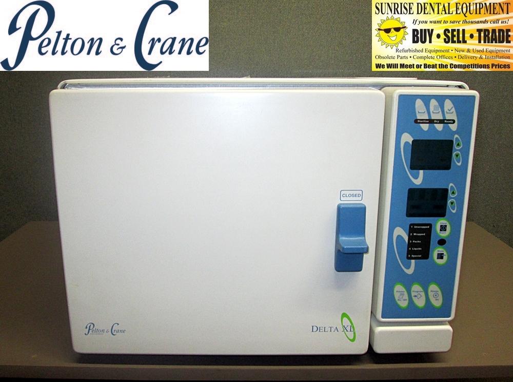 Pelton & Crane Delta XL Automatic Autoclave Sterilizer (AF 10') *Refurbished