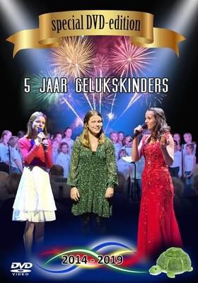 Pre-order DVD set 5 jaar Gelukskinders - multi disc album
