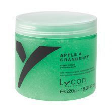 Lycon apple cranberry sugar scrub 520gr