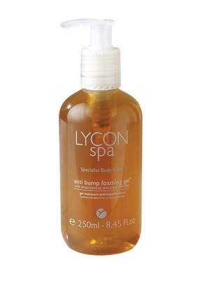 Lycon douchegel anti bump foaming gel 250ml