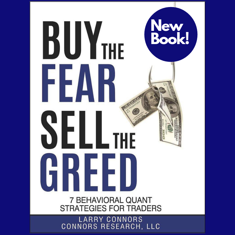 NEW! Buy the Fear, Sell the Greed - 7 Behavioral Quant Strategies For Traders - HARDCOVER - AVAILABLE FOR IMMEDIATE SHIPPING!