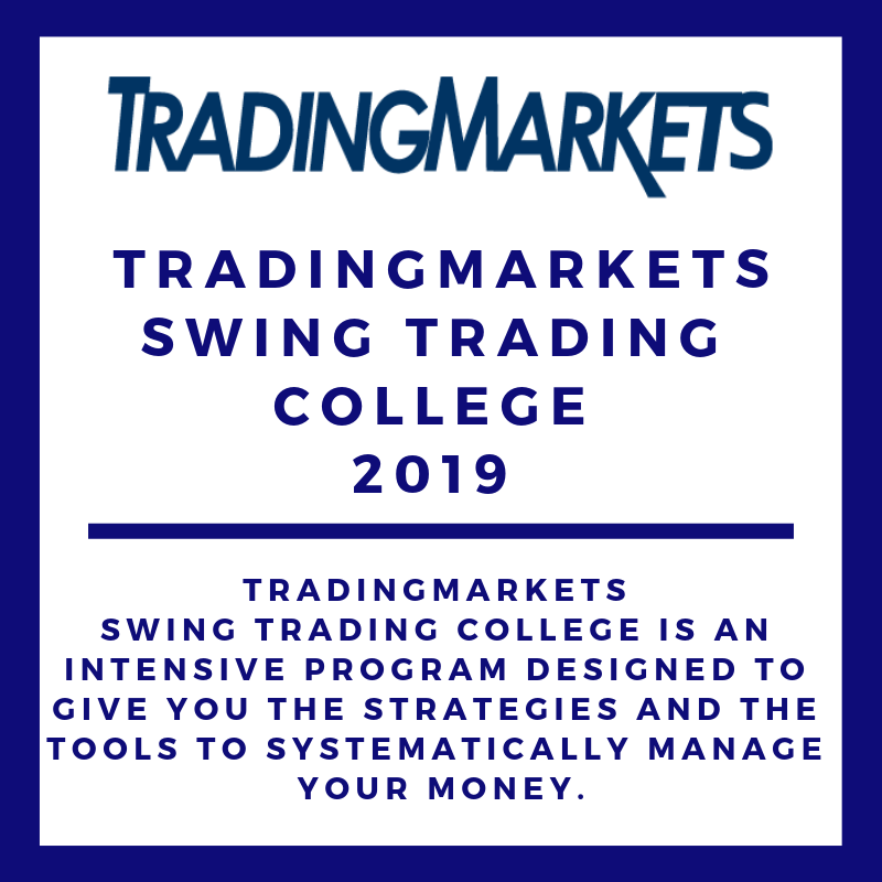 TradingMarkets Swing Trading College 2019