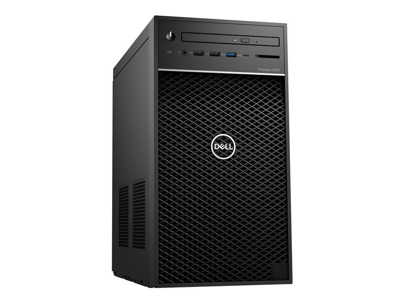 Dell Precision 3630 Tower - Core i7 (6-core 4.7Ghz)/32GB Ram/512GB SSD Primary Drive & 1TB Standard Hard drive/Win 10 pro