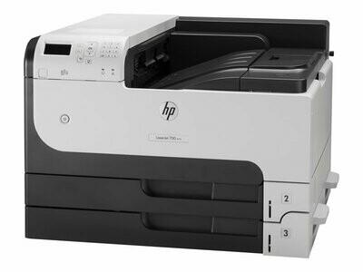 HP LaserJet Enterprise 700 Black & White Printer M712dn - 40ppm - Duplex & Network - A3/A4