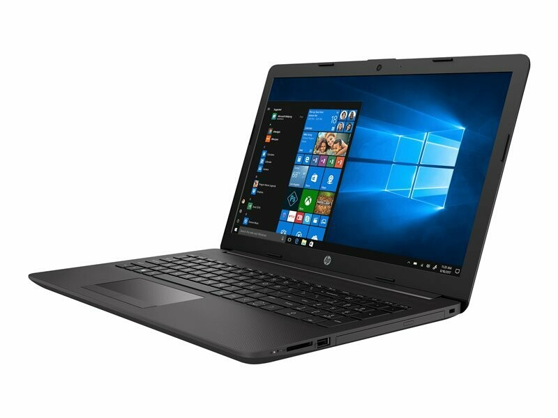 "HP250 G7 Corei7/8GB Ram/256GB SSD/15.6"" 1366x768 Display/Win 10 Pro"