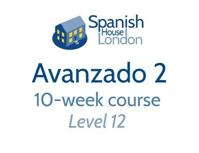 Avanzado 2 Course starting on 23rd June at 6pm