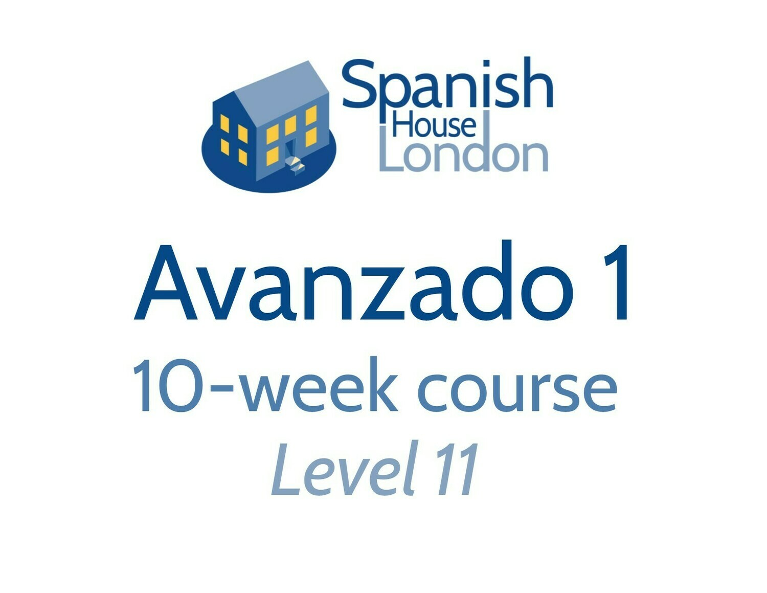 Avanzado 1 Course starting on 5th October at 6pm