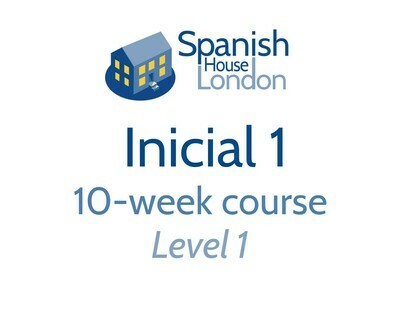 Inicial 1 Course starting on 13th July at 6pm