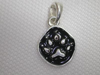 Ferret Paw Print Charm Jewelry - FACT Exclusive