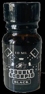 Double Scorpio BLACK (10ml)
