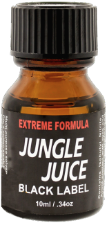 Jungle Juice BLACK (10ml)
