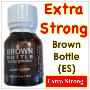 Brown Bottle EXTRA STRONG (10ml)