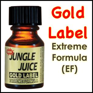 Jungle Juice GOLD EXTREME (10ml)