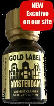 Amsterdam GOLD (10ml)