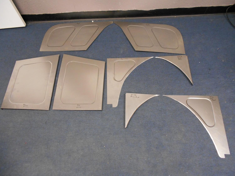 1967-72 Slosh Tubz Filler Panels Set