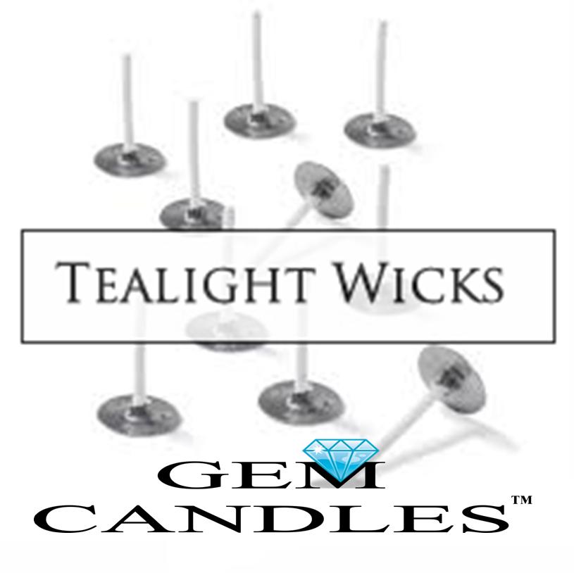 TEALIGHT WICKS - CDN 3 (27MM)