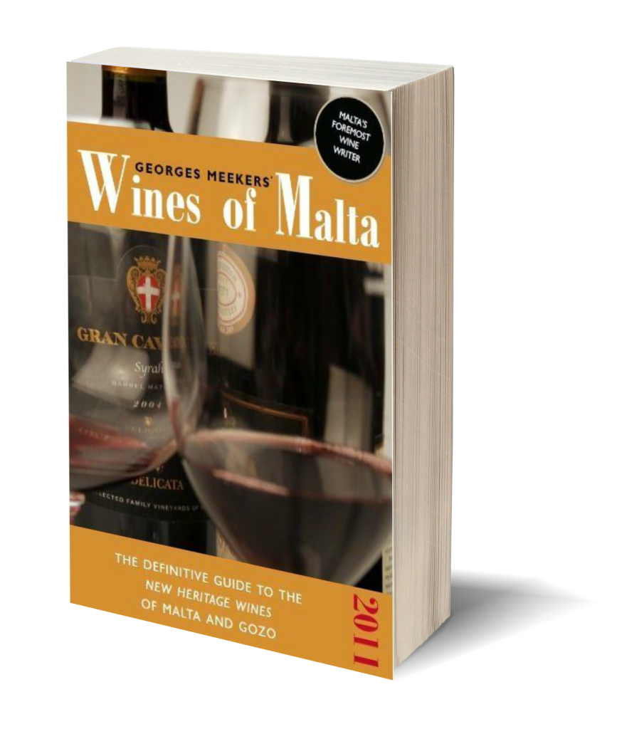 E-BOOK: Wines of Malta - 132 pages, full colour, PDF digital edition