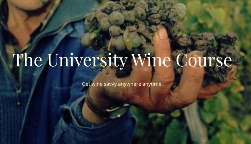 The University Wine Course