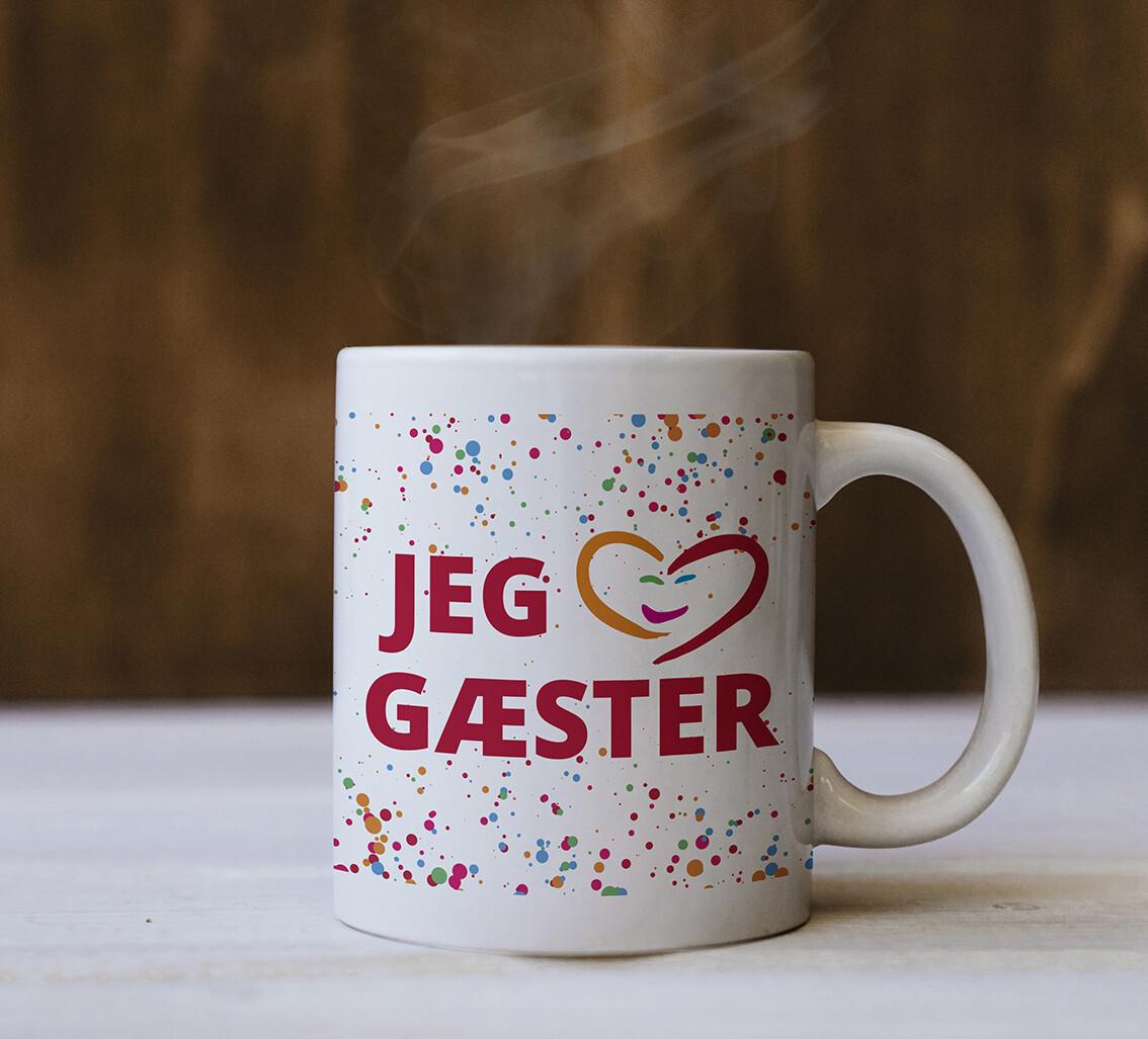 Kaffekrus der byder alle gæster velkommen!