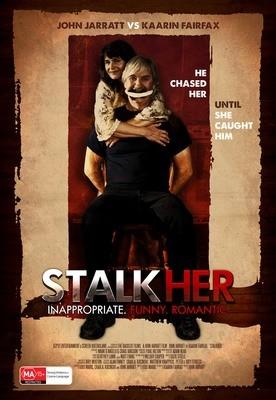 STALKHER Poster - Signed (B1)