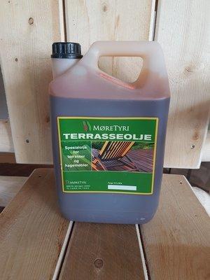 Terrasseolje 5 liter Gylden
