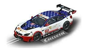 "CARRERA 1/32 BMW M6 GT3 ""TEAM RLL, NO.25"""