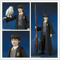HARRY POTTER & THE SORCERER'S STONE S.H.FIGUARTS