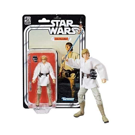 Luke Skywalker 6 inch 40th anniversary