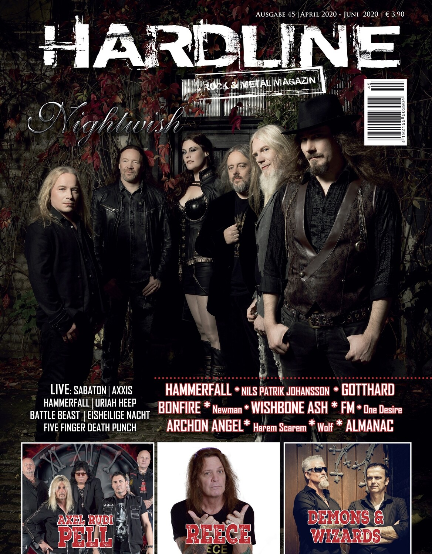 Hardline Magazin 6 Ausgaben Abo