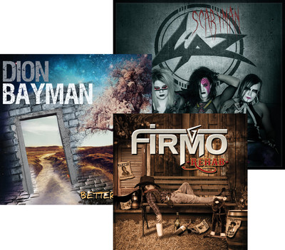 Dion Bayman / LIPZ / FIRMO - Bundle