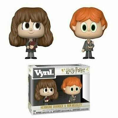 Funko VYNL - Harry Potter - Hermione Granger & Ron Weasley