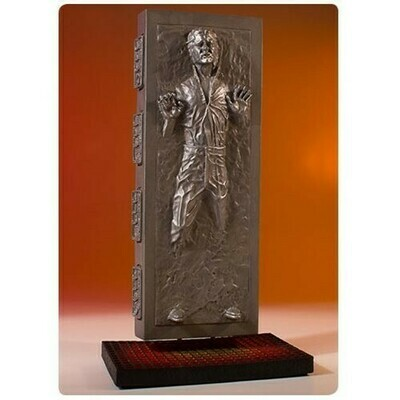 Star Wars - Gentle Giant - Han Solo in Carbonite Collector's Gallery Statue
