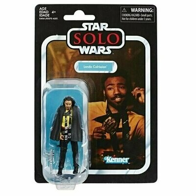 Star Wars - Vintage Collection - VC139 Lando Calrissian (Solo)
