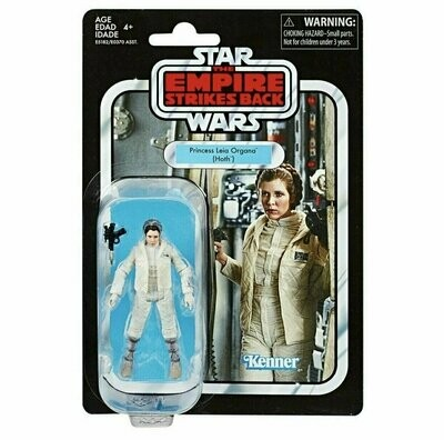 Star Wars - Vintage Collection - VC02 Princess Leia Organa (Hoth)