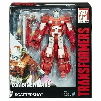 Transformers - Generations Combiner Wars - Scattershot