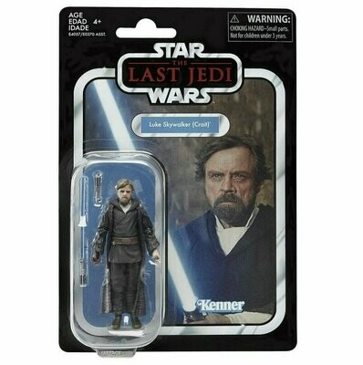 Star Wars - Vintage Collection - VC146 Luke Skywalker (Crait)